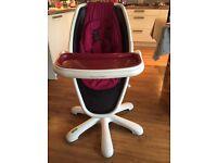 Mama & Papa's loop hi chair