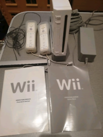 *****SOLD**** Wii Fit Plus (with Step & Games)