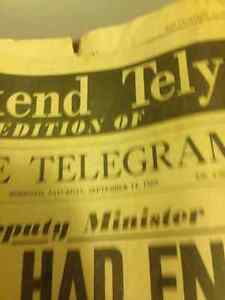 Old newspapers from 1963 Kitchener / Waterloo Kitchener Area image 7