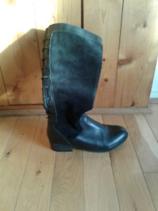 Women's spring boots. Size 8