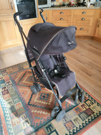 Silver Cross Pop Lie back stroller