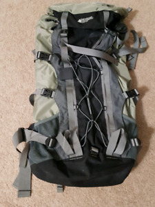 Mountain Equivalent Co. Backpacking backpack