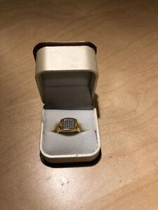 22K Men Gold Ring (Best Offer)
