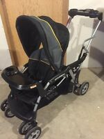 Baby Trend Sit N Stand LX Stroller - Sonic