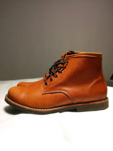 *Never Worn* Roots Mens Leather Boots Size 12