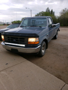 1994 F150 5 speed 2wd.