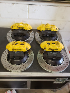 Brembo Big Brake kit Front and Rear from BMW