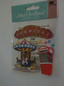 Jolee's Boutique Dimensional Stickers – Cards & Scrapbooking - 1