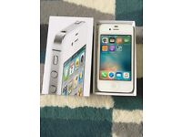Excellent condition iPhone 4s 32GB unlocked