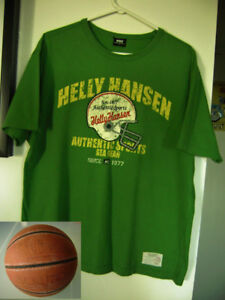 Helly Hansen T-Shirt, HH Vintage, Plus Free Ball with pruchase