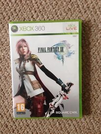 Final Fantasy Xlll (XBOX GAMES)