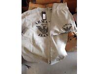 Armani jeans tracksuits. Please read description before contacting.