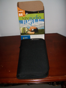 NIV audio bible 64 cds both old & new testaments