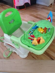 Chaise  d'appoint booster fisher-price