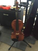 Schoenbach 4/4 Violin Outfit with accessories $475 OBO