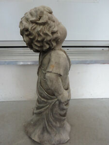 """CHERUB TALKING TO GOD"" DECORATIVE STATUE - TIC COLLECTION London Ontario image 4"