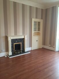 2 bed upper flat Cowdenbeatb
