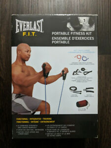 Resistance Bands Kit Up to 150 Lbs Fitness Latex Tubes Set
