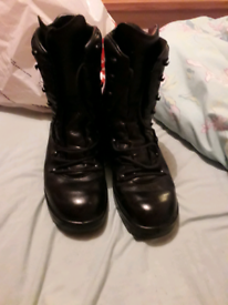 Mens Boots German Army size 11