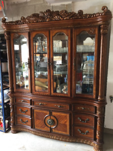brand new dining table showcase