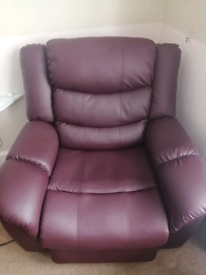 Recliner, riser, massage and heated chair