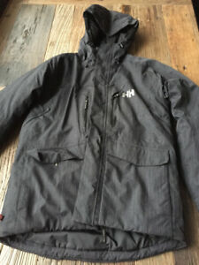 Helly Hansen Verglas winter jacket