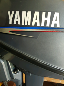 8hp Yamaha short shaft outboard