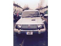 Mitsubishi Pajero for sale perfect condition