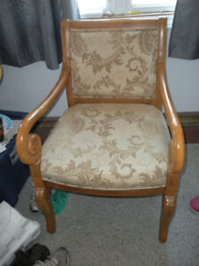 2 CHAIRS FOR SALE