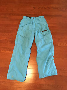 Blue Small Special Blend Snow Pants