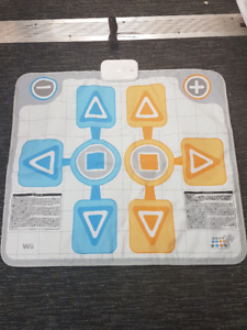 ACTIVE LIFE MAT FOR WII!