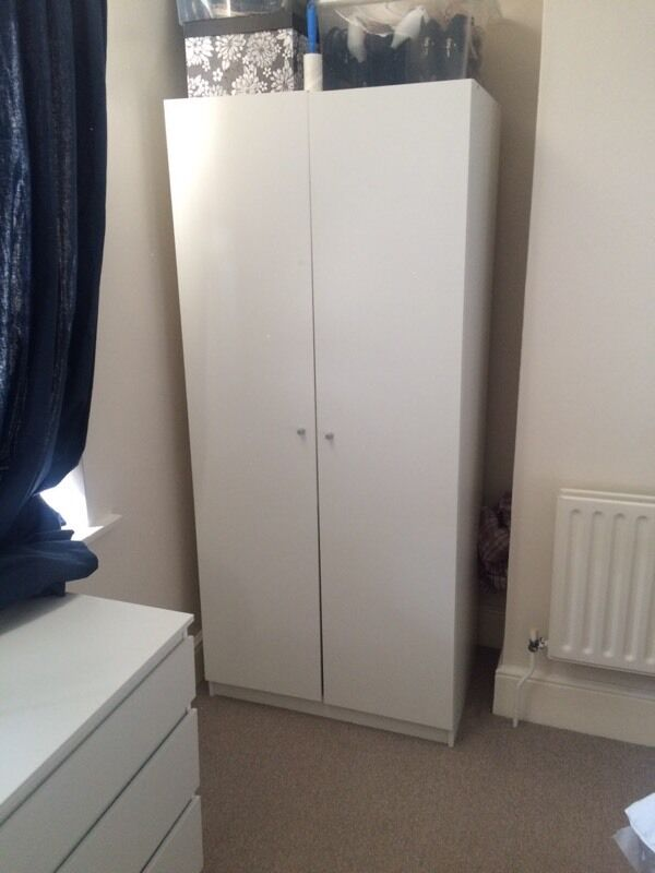 Ikea Bostrak Wardrobe In Southampton Hampshire Gumtree