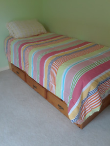 Twin Single Extra long bed