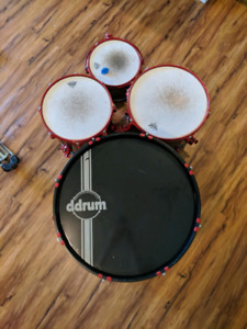 DDrum Deablo Drum Kit.