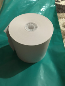 "PRINTER PAPER ROLLS / 50 Unit Box / 3"" x 165'"