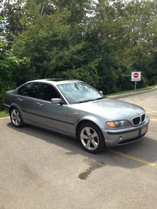 2005 BMW 3-Series Luxury Sedan