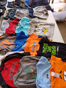 Baby boys clothing lot 6-12 months