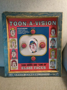 1960's Toon A Vision