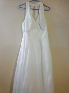 white wedding dress,20 dresses,15 purses,women boots and suits