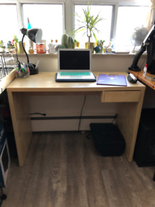 Desk / Chair / Shelf