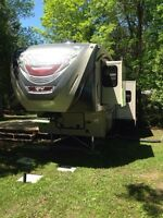 2013 FOREST RIVER SABRE 36 QBOK-REDUCED!!!