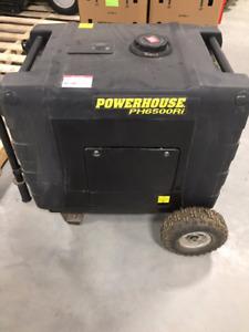Powerhouse PH6500RI Gas Generator
