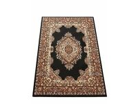 Shiraz Rug Black