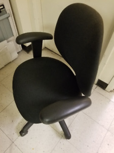 2 Fabric chairs sell-$30-