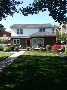 **Bright & Clean 1-bedroom Basement Apartment In St Catharines**
