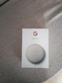 Google nest speaker. Bnib