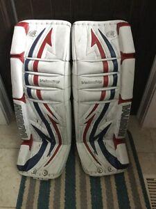 Vaughn Velocity 7250 V4 Goalie Pads