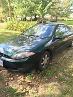 1999 Mercury Cougar (Needs work)