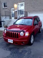 CERT/E-TESTED '07 Jeep Compass 5 speed