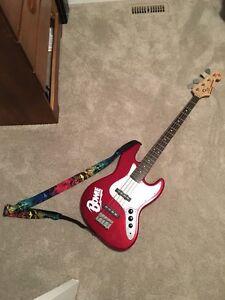 Sx Bass Guitar 4 string